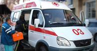 В Омске водитель Toyota сбил ребенка во дворе дома