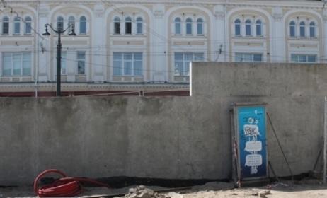 Омские архитекторы обратились к Назарову, выступив против «Берлинской стены»