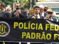 Федеральная полиция Бразилии устроила забастовку из-за ЧМ-2014