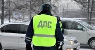 В Омске перевернулся автомобиль — пострадала молодая девушка