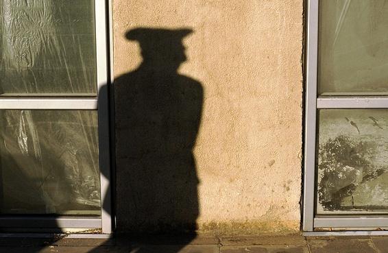 Омский полицейский задержан с наркотиками
