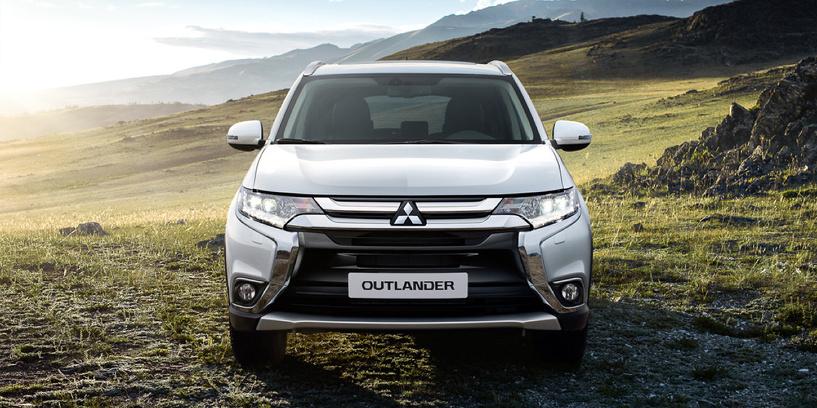 Десятка сверху: в Mitsubishi назвали цены обновленного Outlander