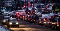В Омске зафиксирована пробка-рекордсмен: она продержалась 12 часов