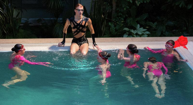 Мальчик-девочка: в смешанных дуэтах на ЧМ по синхронному плаванию впервые выступит мужчина