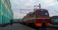 Поезд из Омска в Новосибирск станет быстрее на 1,5 часа