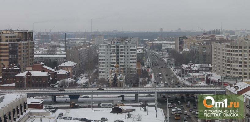 Морозы отступают: в воскресенье в Омске потеплеет до -15