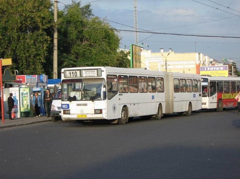 Омские автобусы и троллейбусы могут не выйти на маршруты с 1 сентября