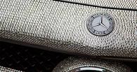 Русская студентка шокировала Лондон своим Mercedes в миллионе Swarovski