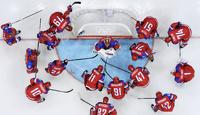 Российские хоккеисты обыграли норвежцев и выходят в четвертьфинал Олимпиады
