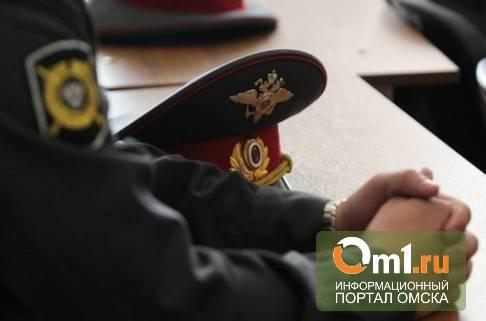 В Омске подросток ударил полицейского по голове