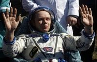 Командир экипажа МКС завел блог в космосе