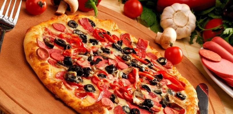 Омскую пиццерию оштрафовали на 5000 рублей за уклонение от проверки