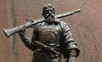 В Омске могут установить памятник Ермаку