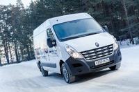 Renault Master: большой фургон для малого бизнеса