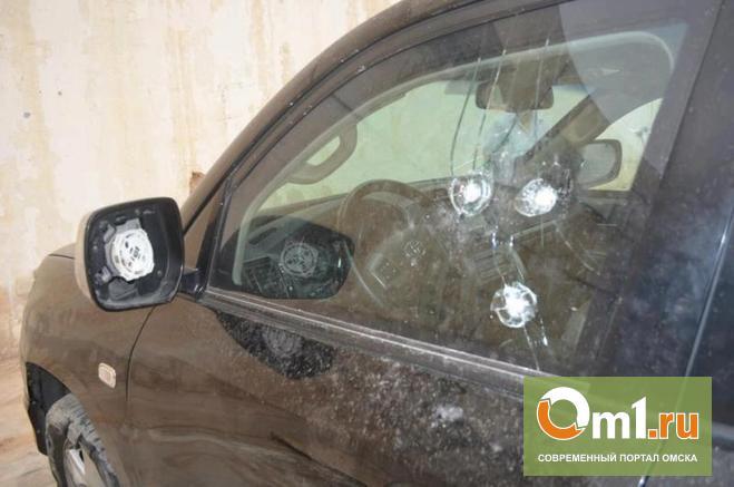 Омская полиция ведет поиски стрелка с Иртышской Набережной