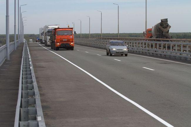 «Мостовик» отремонтировал мост на Южном обходе Омска, несмотря на банкротство