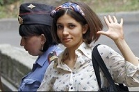 Осужденная участница Pussy Riot не поедет в Тагил