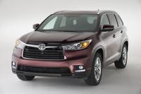 Toyota показала новый Highlander