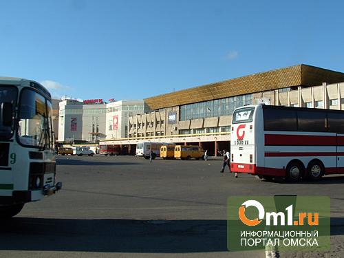 В Омске билеты на рейсовые автобусы теперь можно купить через Интернет