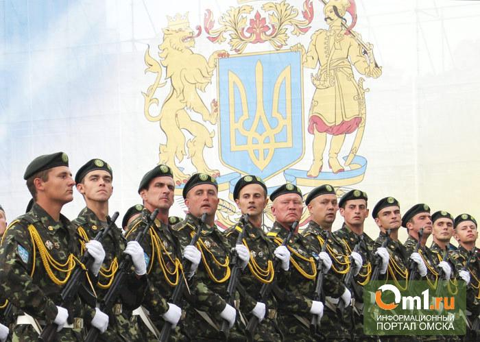 На Украине разрешили призывать в армейский резерв невоеннообязанных