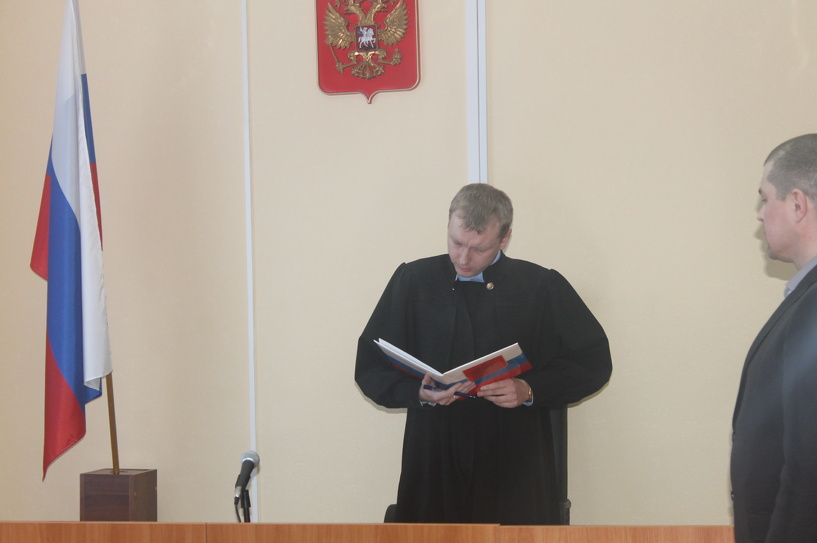 Лебедову вынесли приговор – 4,5 года лишения свободы