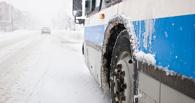 Из-за сильного мороза в Омской области частично ограничили движение транспорта