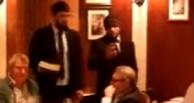 «Позор России! Американский агент!». В Сети появилось видео нападения кавказцев на Михаила Касьянова