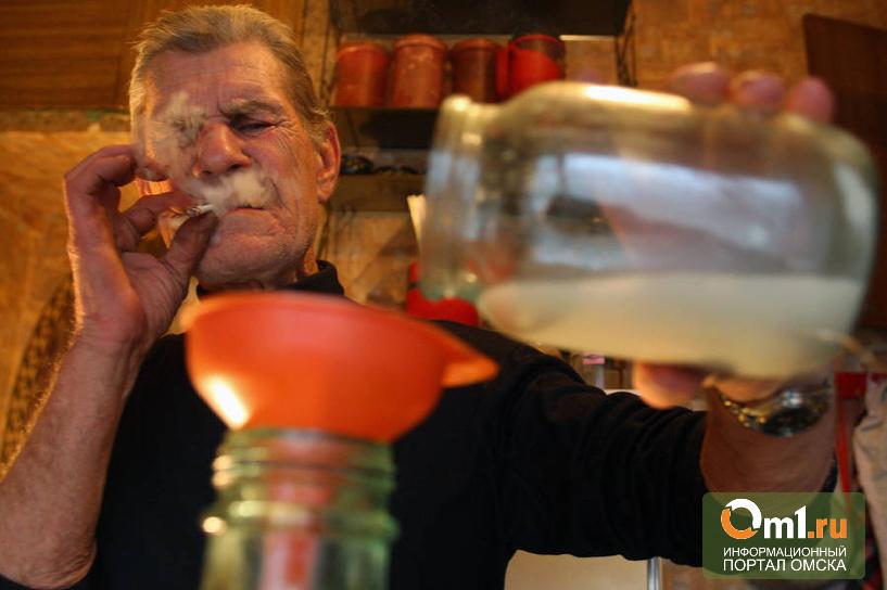 В Омской области продавец самогона убил назойливого покупателя