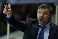 Наставником российских хоккеистов стал Олег Знарок