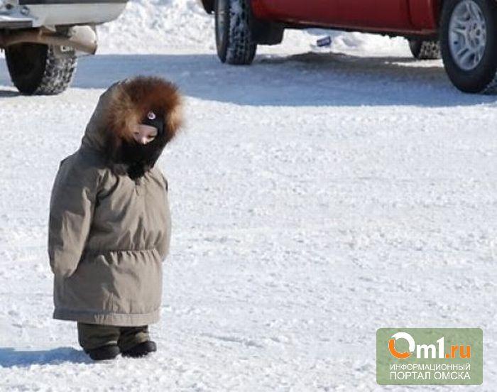 Омич, выбросивший ребенка ночью на мороз, услышал «голоса»