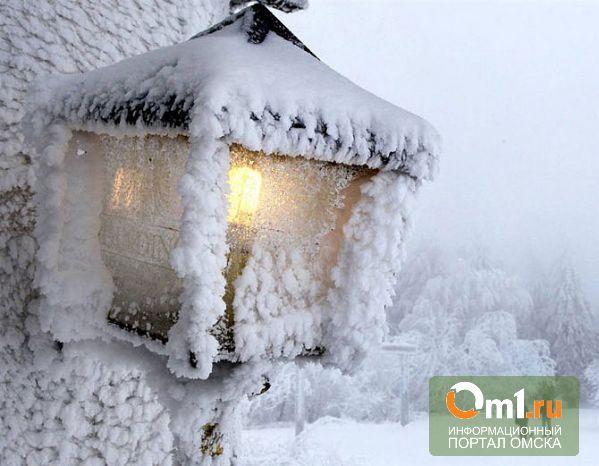 С понедельника в Омске начнет портиться погода