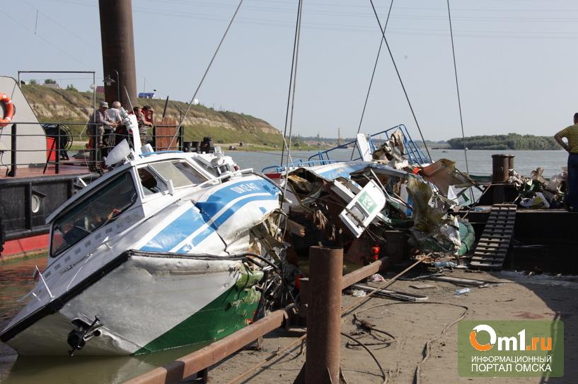 В Омске почти нашли виноватых в крушении «Полесья-8»