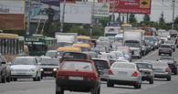 Пробки в Омске: заторы на улице Красный Путь и 70 лет Октября
