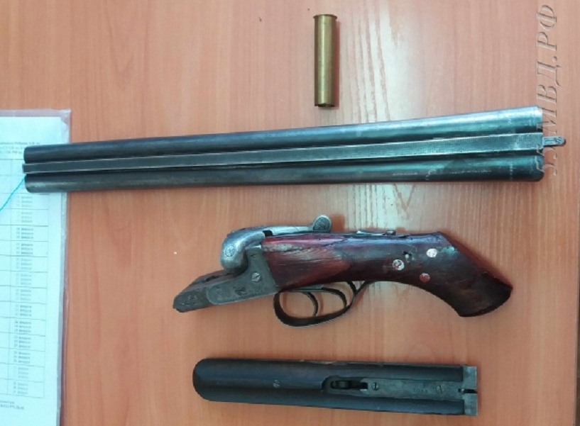 Омичу переделавшему охотничье ружье вобрез, грозит срок до5 лет