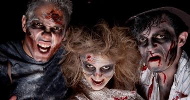 Омичи искали в «Яндексе» костюмы девочки-зомби и монашки к Хэллоуину