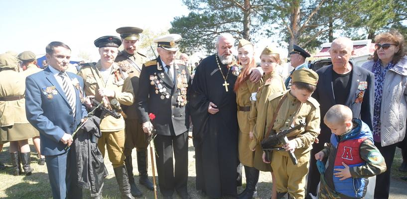 Иван Смирнов остался одним из тех, кто принимал участие и в Великой Отечественной, и в Советско-Финской войнах