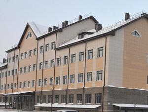 В омском «Кристалле» наконец-то открыли школу с детским садом