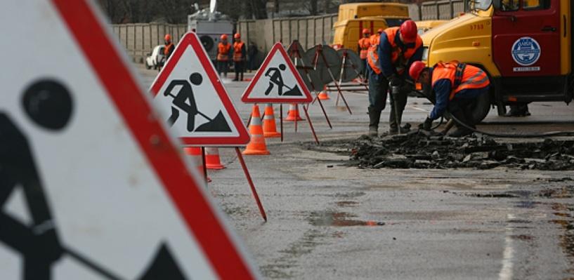 Омские власти решили, какие магистрали будут ремонтировать в 2016 году (карта)