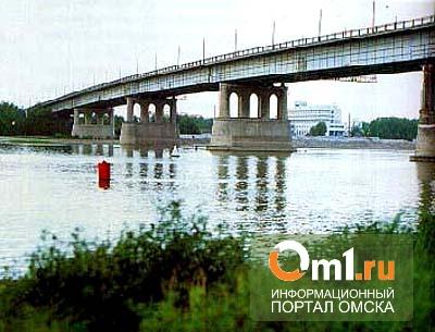 Ленинградский мост в Омске закроют на ремонт уже в эту пятницу