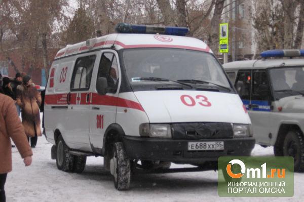 В Омске пьяный водитель сбил 16-летнюю девушку