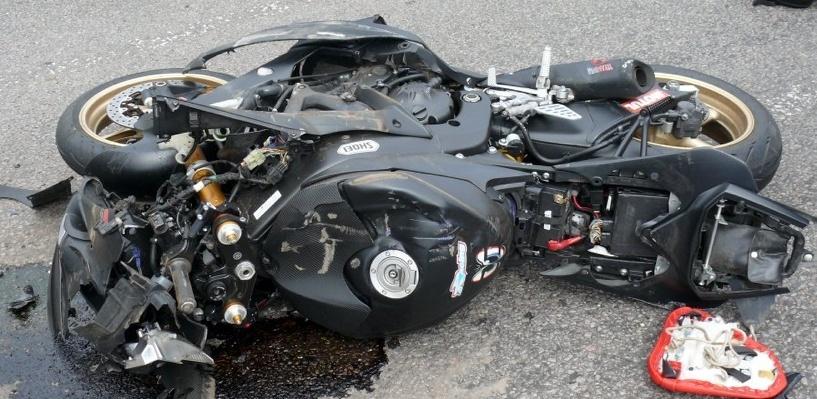 В Омске пассажирка мотоцикла отсудила за аварию 270 тысяч рублей
