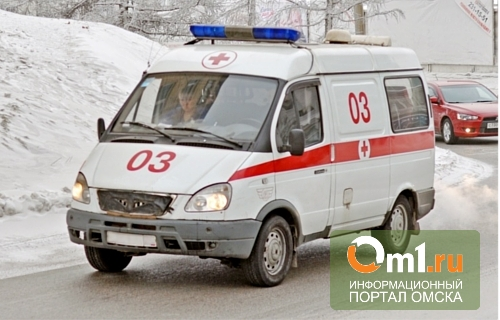 В Омске водитель автобуса сбил мужчину на «Телецентре»