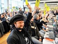 Минюст РФ не намерен регистрировать «Пиратскую партию России»