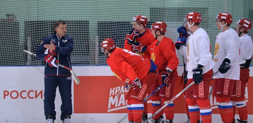 В России сегодня стартует чемпионат мира по хоккею