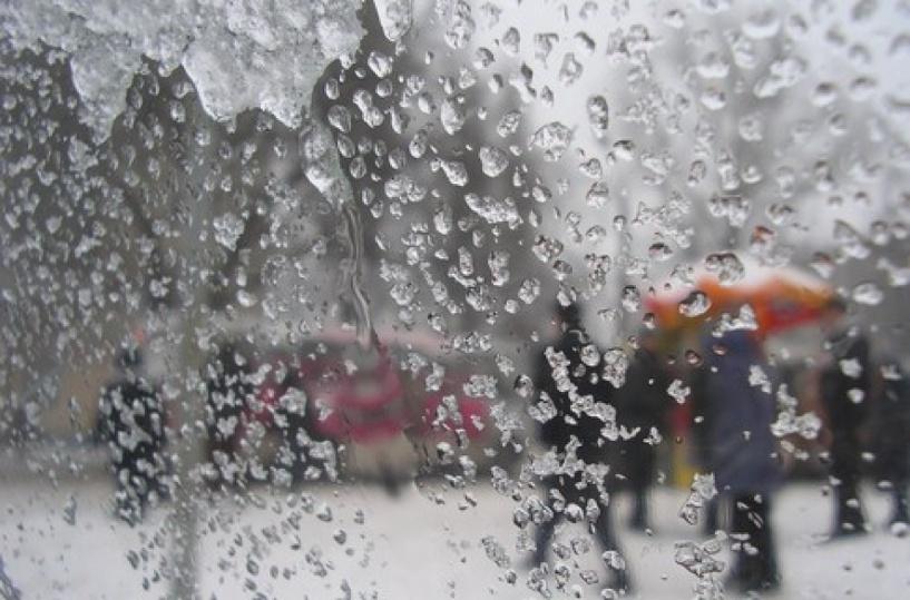 Зима близко: на этой неделе в Омске выпадет мокрый снег