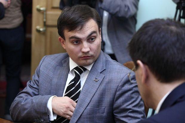 Зелинский стал третьим кандидатом на выборы губернатора Омской области