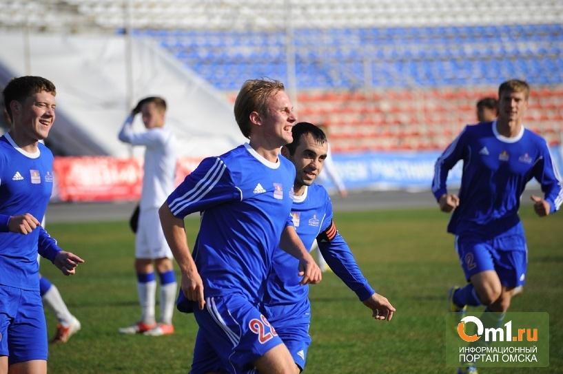 Омский «Иртыш» проведет матчи в тепле и на искусственном газоне