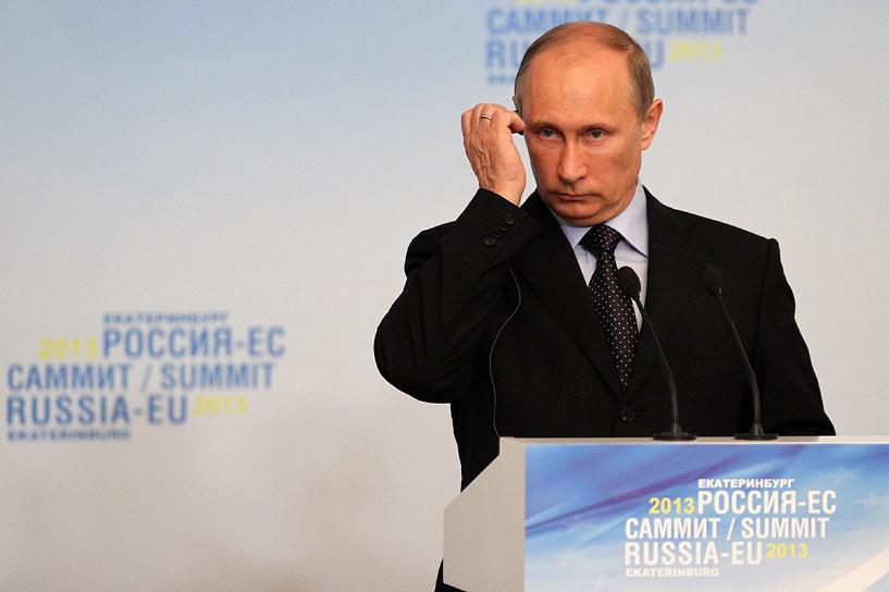Еврокомиссия призналась в некорректном цитировании Путина