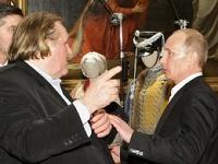Жерар Депардье: «Я люблю президента Путина, и это взаимно»