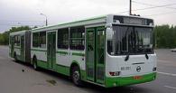 В Омске появятся две выделенные полосы для автобусов